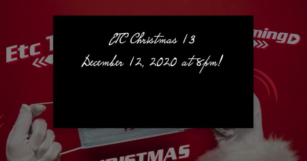 ETC Christmas 13
